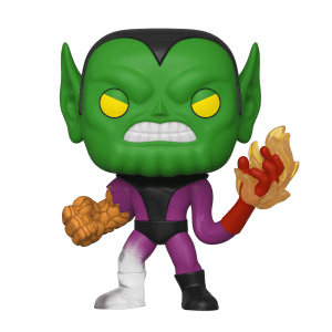 Marvel Fantastic Four Super-Skrull Funko Pop! Vinyl