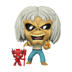Figura Funko Pop! rocks Iron Maiden - Eddie (Number Of The Beast)