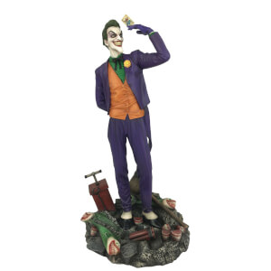 Diamond Select Batman DC Gallery Joker Comic Statue
