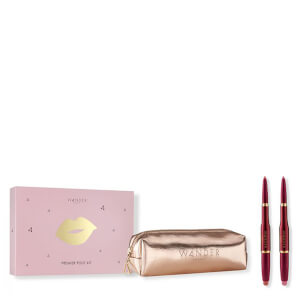 Wander Beauty Premier Pout Lip Kit (Worth $56)