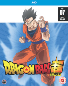 Dragon Ball Super Part 7 (Episodes 79-91)