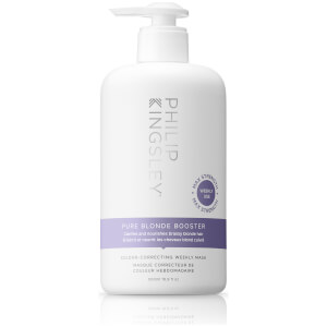 Philip Kingsley Pure Blonde Booster Mask 500ml (Worth $145)