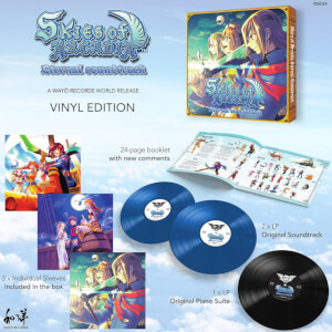 Skies of Arcadia - Eternal Soundtrack Triple Vinyle LP