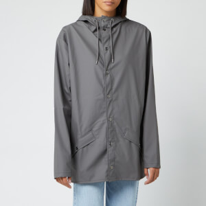 RAINS Women's Jacket - Charcoal