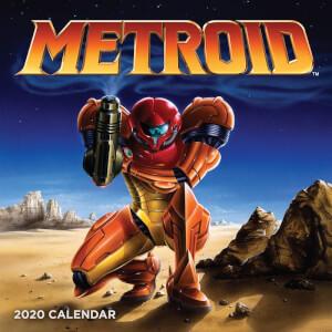 Metroid 2020 Calendar