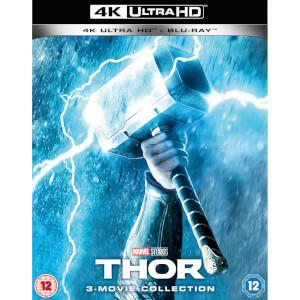 Thor Trilogy - 4K Ultra HD