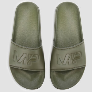 Miesten MP Sliders - Army Green