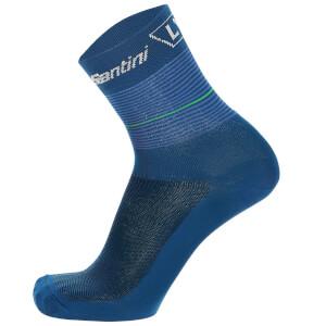 Santini La Vuelta 19 Los Machucos Socks