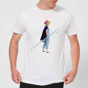 Toy Story 4 Bo Peep Men's T-Shirt - White