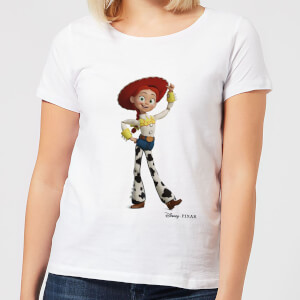 Toy Story 4 Jessie Women's T-Shirt - White