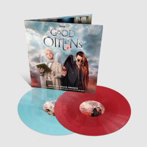 Good Omens Original Soundtrack 2x Colour LP