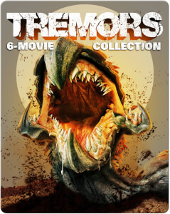 Tremors - Zavvi Exclusive 6-Movie Boxset Steelbook
