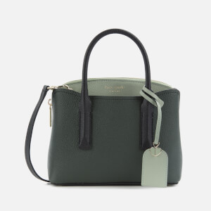 Kate Spade New York Women's Margaux Mini Satchel - Deep Evergreen