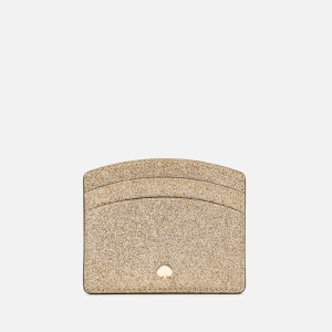 Kate Spade New York Women's Burgess Court Card Holder - Pale Gold