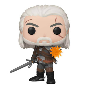 Witcher Geralt EXC Pop! Vinyl Figure
