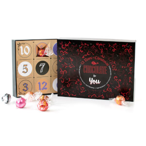 12 Days of Christmas Gift Box - Chocolate Truffles