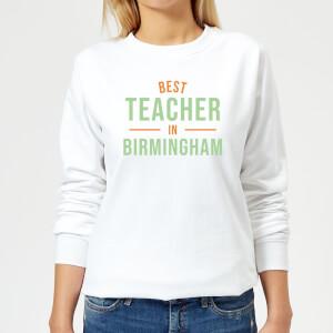 Teacher Gifts-22 Women's Sweatshirt - White
