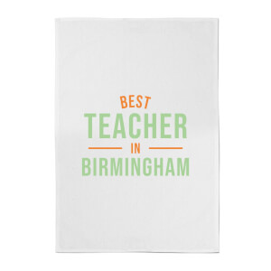 Teacher Gifts-22 Cotton Tea Towel