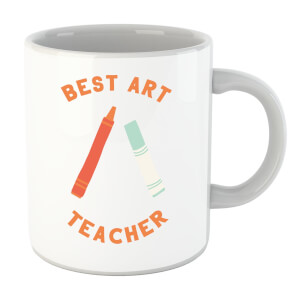 Best Art Teacher Mug