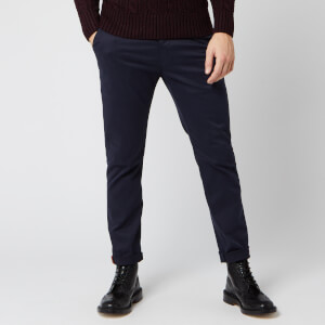 Superdry Men's Edit Slim Flex Chinos - Navy