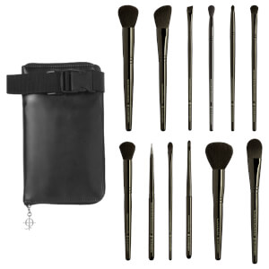 Complete Vegan Brush Set