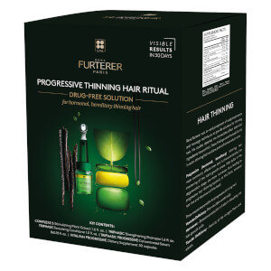 Rene Furterer Progressive Thinning Hair Ritual Kit