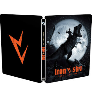 Iron Sky / Iron Sky: Coming Race (Glow in the dark) Zavvi UK Exclusive Steelbook