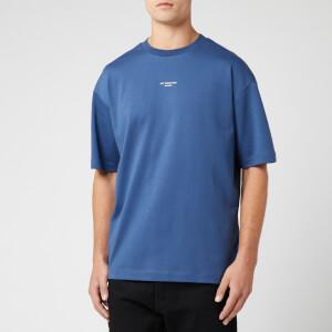 Drole De Monsieur Men's NFPM T-Shirt - Navy