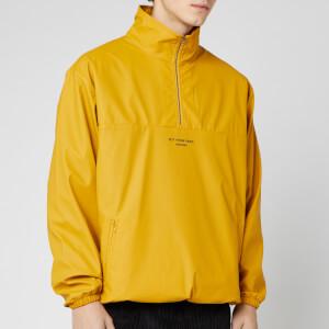 Drôle De Monsieur Men's Waterproof NFPM Anorak - Yellow