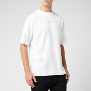 Drôle de Monsieur Men's NFPM T-Shirt - White