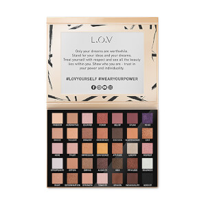 L.O.V Feel Your Power! Eyeshadow Palette
