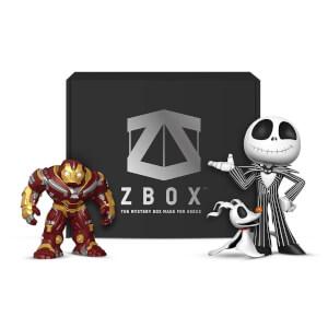 Mega Mystery Box - 10 jarig jubileum