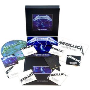 Metallica - Ride The Lightning LP Box Set