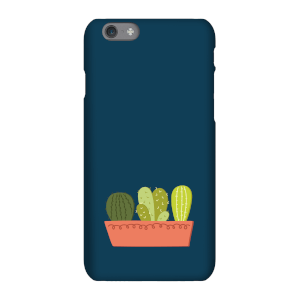 Cacti In Long Pot Phone Case for iPhone and Android