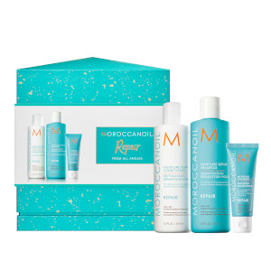 Moroccanoil Christmas Repair at Every Angle Gift Set (Worth £44.55)