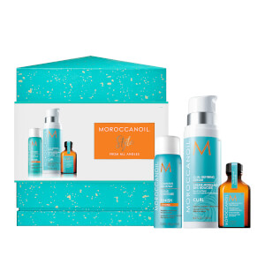 Moroccanoil Christmas Style at Every Angle Gift Set (Worth £45.15)