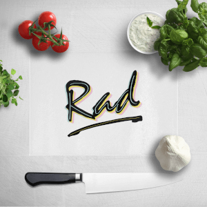 Rad Chopping Board