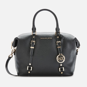 MICHAEL MICHAEL KORS Women's Bedford Legacy Medium Convertible Satchel Bag - Black