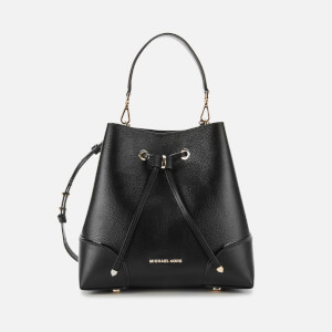 MICHAEL MICHAEL KORS Women's Mercer Gallery Medium Convertible Bucket Bag - Black