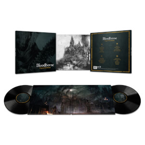 Laced Records - Bloodborne Original Video Game Soundtrack 2xLP