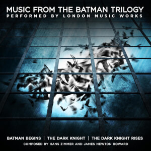 Music From the Batman Trilogy 2xLP