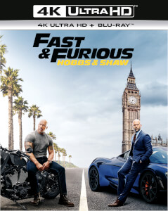Fast & Furious: Hobbs & Shaw 4K Ultra HD