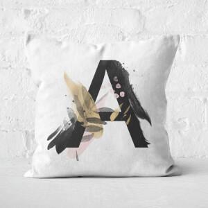 Wabisabi A Square Cushion