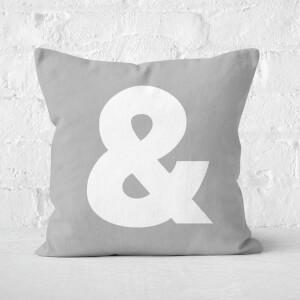 Symbol & Square Cushion