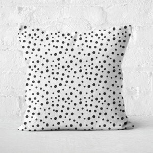 Small Spots Square Cushion
