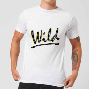 Wild Men's T-Shirt - White