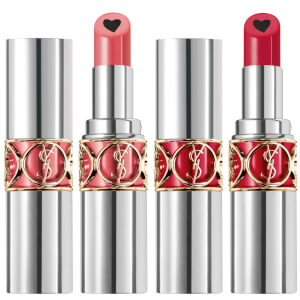 Yves Saint Laurent Volupte Plump-in-Colour Lipstick Duo