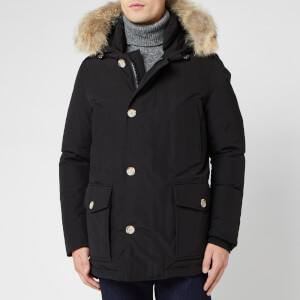 Woolrich Men's Artic Anorak - Black
