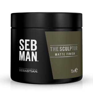 SEB MAN The Sculptor Long-Lasting Hold Matte Clay 75ml