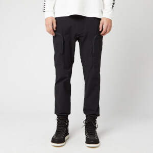 White Mountaineering Men's Tech Cargo Pants - Black